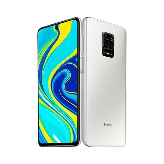 Celular Smartphone Redmi Note 9S 64gb 4Gb BrancoTela 6.67/48