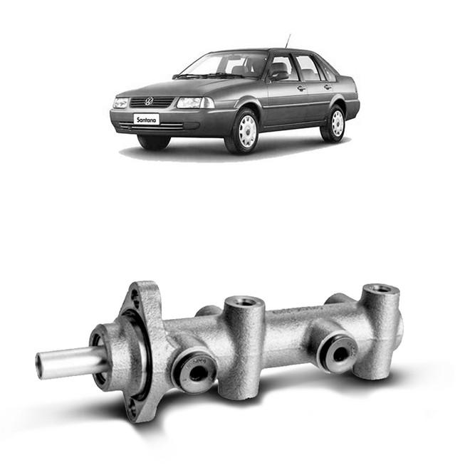 Cilindro Mestre De Freio VW Santana e Ford Versailles/Royale SBC1041 Starke