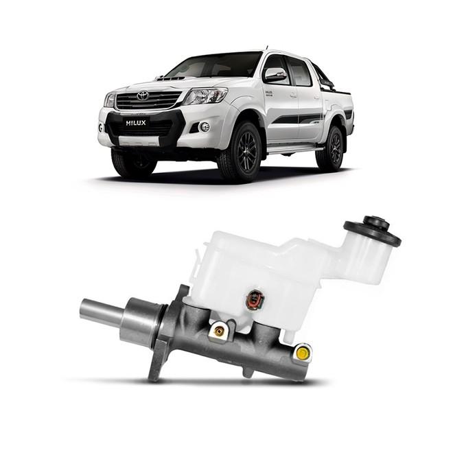 Cilindro Mestre Freio Toyota Hilux/SW4 Automatica 05/15 SBC1016 Starke