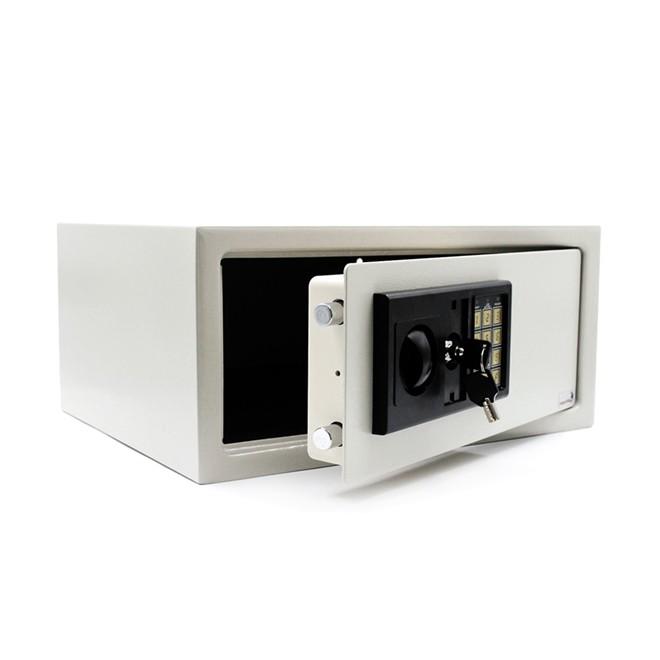Cofre De Segurança Notebook A 43x35x20cm Com Sistema Digital Iwcfs-001 Importway