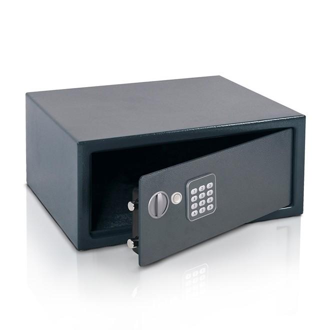 Cofre De Segurança Notebook B 43x35x20cm Com Sistema Digital Iwcfs-003 Importway