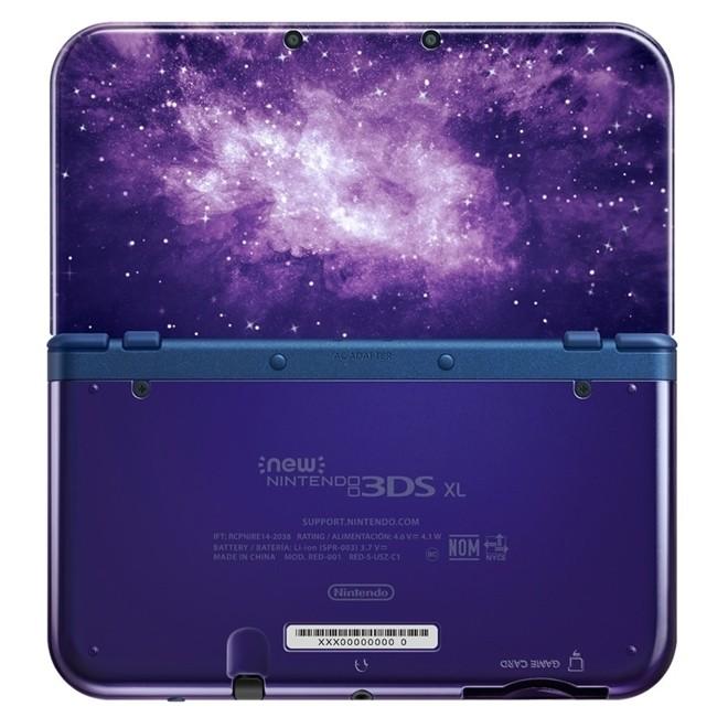 Console New Nintendo 3ds Xl Galaxy Style 3ds Xl Nintendo