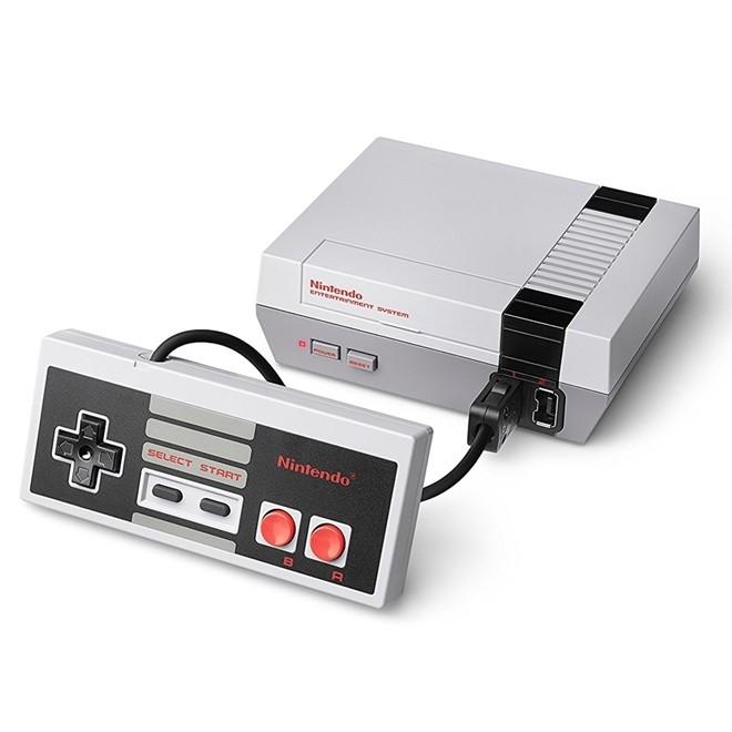 Console Nintendo Nes Classic Edition com 30 Jogos NES Nintendo