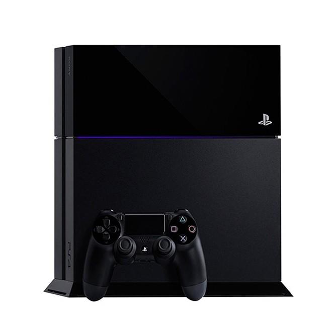 Console Playstation 4 500gb Com Controle Sem Fio Dualshock 4 Ps4 Sony