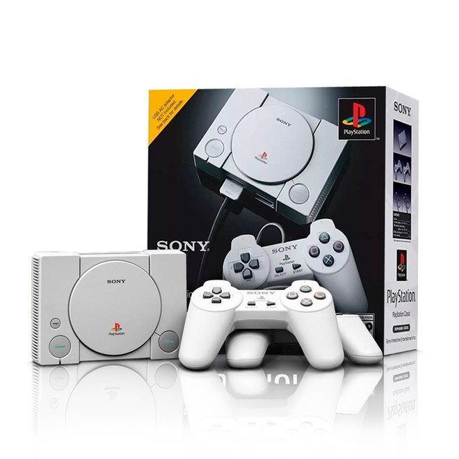 Console Playstation Classic Edition Ps1 Mini Sony