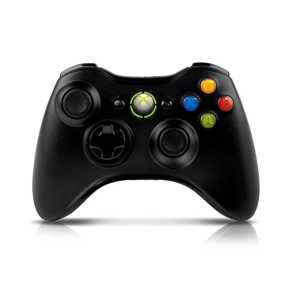 Console Xbox 360 4GB Slim PREOWNED Wifi com Controle Sem fio Microsoft