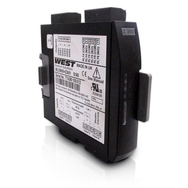 Controlador de Temperatura West MLC 9000+ Z3651
