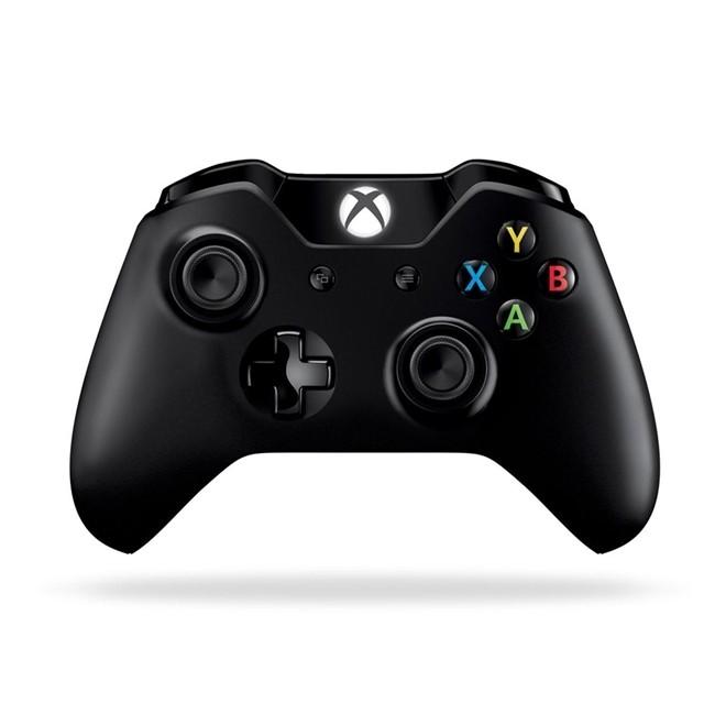 Controle Xbox One S Sem Fio Preto Wireless 1708 Microsoft