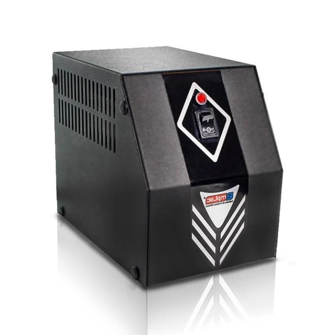 Estabilizador 1000va Bivolt Protetor Eletrônico 4Tomadas 10A F60007 EMPLAC