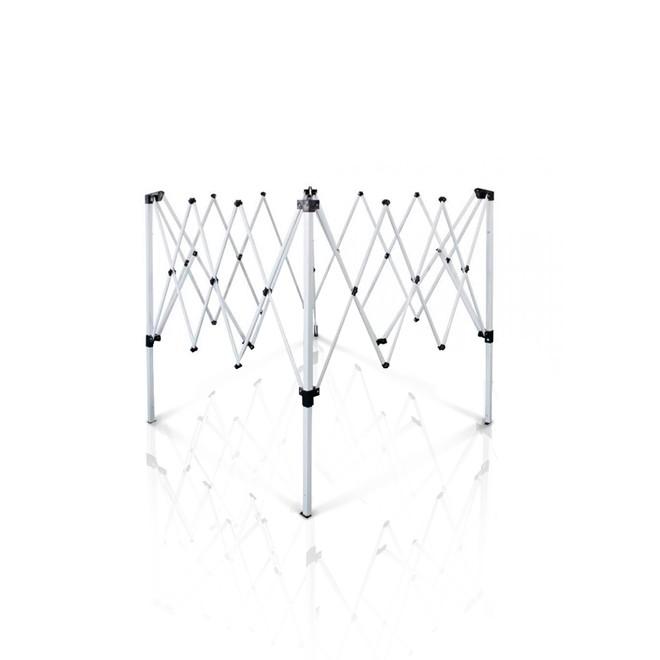 Estrutura Base Gazebo Articulado 3x3 IWEGZ3 Importway