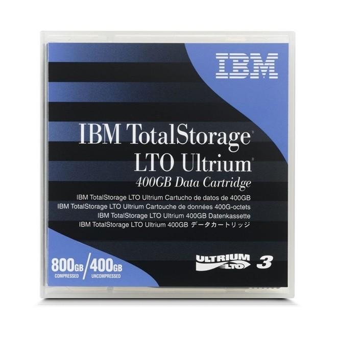 Fita Cartucho IBM 400gb Nativo / 800gb Comprimida LTO3 24R1922 IBM