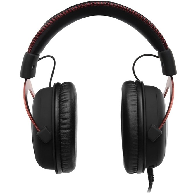 Fone De Ouvido Gamer Headset 7.1 Cloud 2 Hscp-Rd-Cn Kingston Hyperx