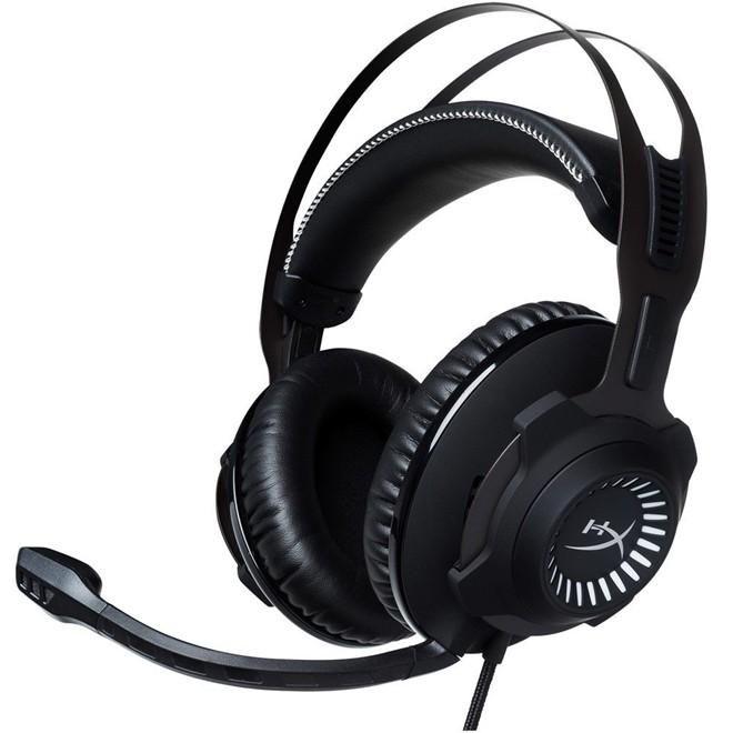Fone De Ouvido Gamer Headset 7.1 Revolver S Hscrs-Gm/La Kingston Hyperx