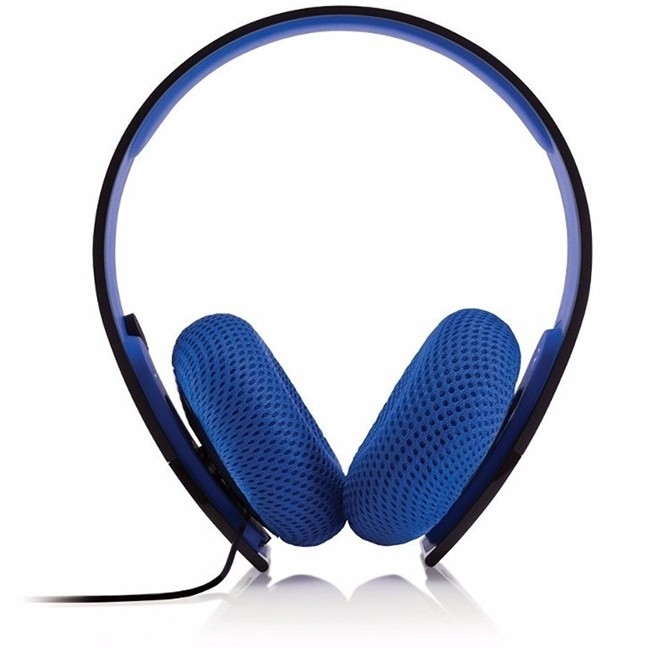 Fone De Ouvido Headset Silver Elite Ps4 Wired Stereo 7.1 Ps3/Ps4/Psvita Sony