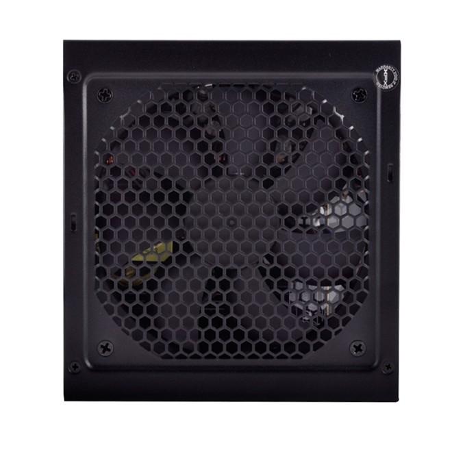 Fonte 600w Real Sata  XT600 Full Wired 80 Plus Bronze P1-600B XFX