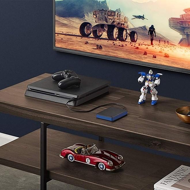 Hd Externo 4tb Gamer Drive Para Ps4 Usb 3.0 Stgd4000400 Seagate