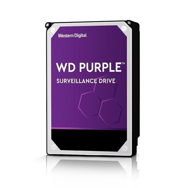 Hd  8Tb Sata 3 7200rpm 256Mb 3,5 Purple WD82PURZ Western Digital