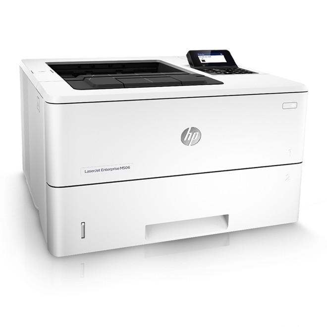 Impressora Laser Mono M506DN 45ppm/150000 Duplex F2A69A HP