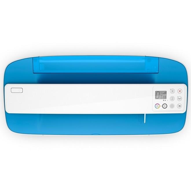 Impressora Multif Jato Color DJ 3775/3776 19p Wifi J9V87A HP E-Print