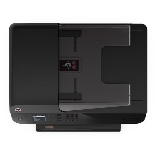 Impressora Multif Jato Color DJ 4645 21ppm  HP E-Print