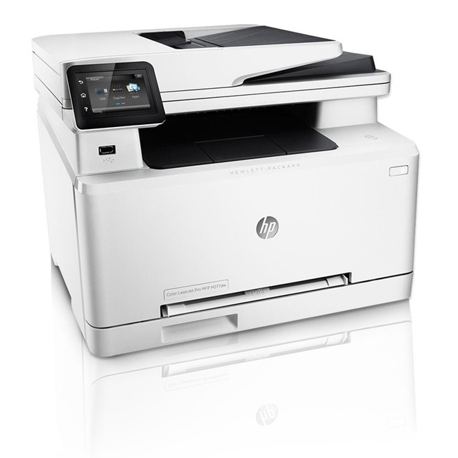 Impressora Multif Laser Color M277DW 19ppm Duplex B3Q11A HP E-Print Adv