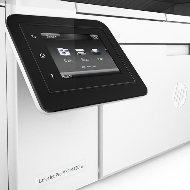 Impressora Multif Laser Mono M130FW 22ppm G3Q60A HP LaserJet