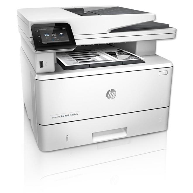 Impressora Multif Laser Mono M426DW 40ppm F6W13A HP E-Print