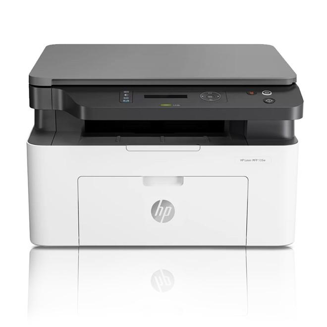 Impressora Multifuncional Laser Mono MFP 135W 20ppm 4ZB83A HP
