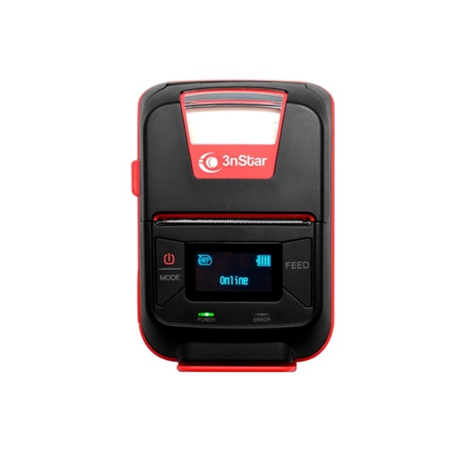 Impressora Termica Mini Portatil Usb Bluettoth 80mm Bivolt PPT300BT 3nStar