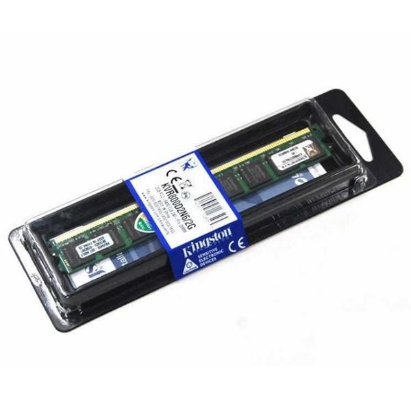 Memoria 2gb Ddr2 800 Cl 6 1.8V Desktop  KVR800D2N6/2G KINGSTON