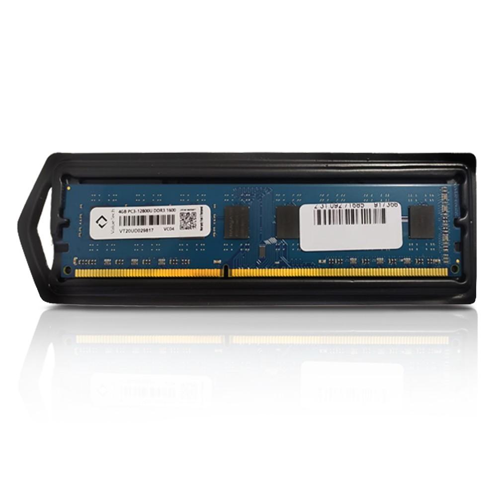 Memoria 4Gb Ddr3 1600 Cl11 1.5V Desktop VT4G1600L11D Valuetech