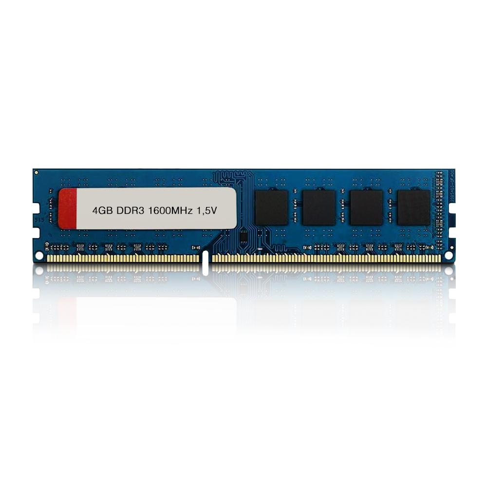 Memoria 4gb Ddr3 1600 Cl 11 1.5V C/ Dissipador HKD340 YONGXINSHENG