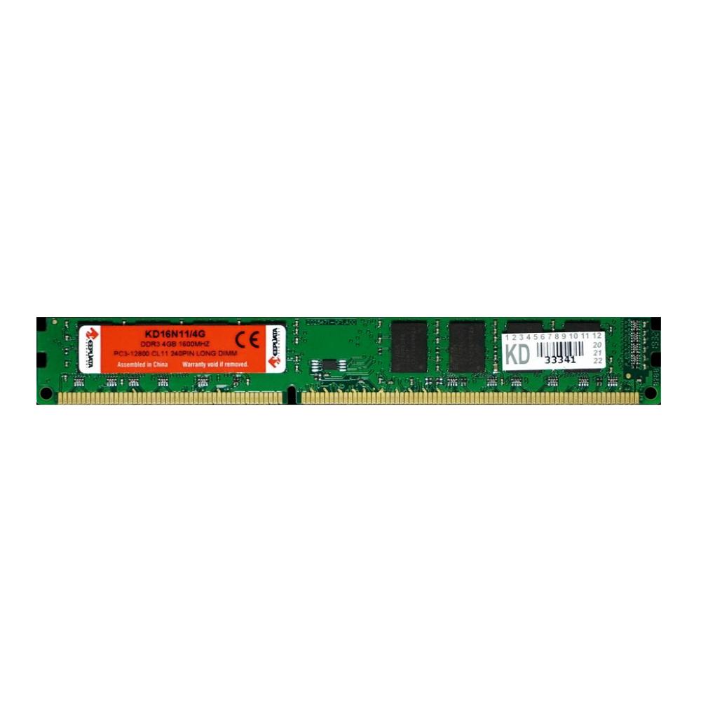 Memoria 4Gb Ddr3 1600 Cl 9 1.5V Desktop KD16N11/4G Keepdata