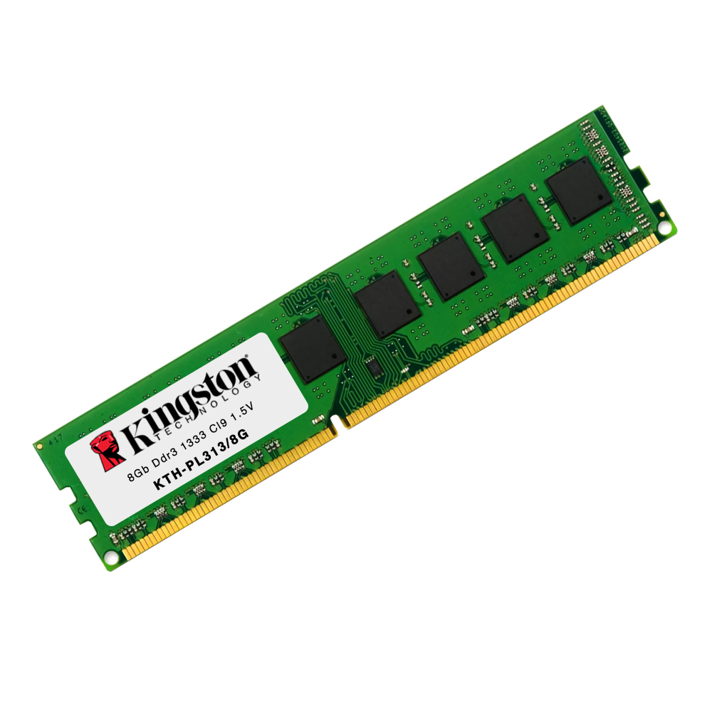 Memoria 8Gb Ddr3 1333 Cl9 1.5V Ecc Registrado KTH-PL313/8G Kingston