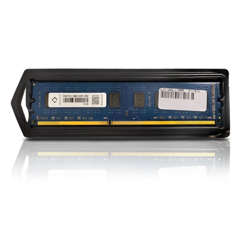 Memoria 8Gb Ddr3 1600 Cl11 1.5V  Desktop VT8G1600L11D Valuetech