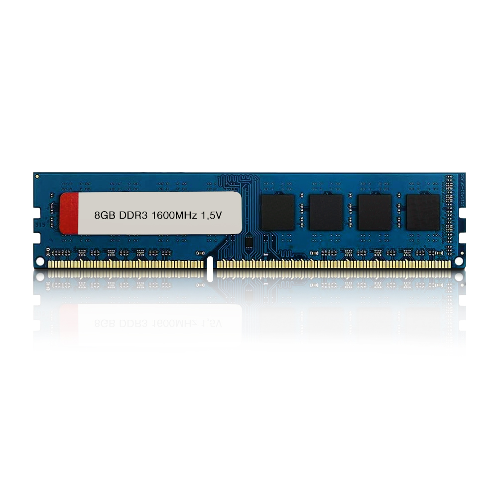 Memoria 8gb Ddr3 1600 Cl 11 1.5V C/ Dissipador HKD621 YONGXINSHENG