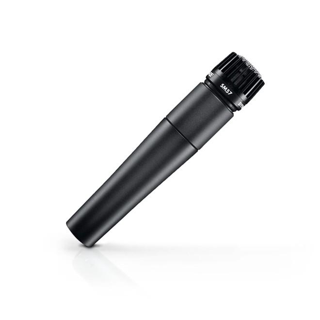Microfone Profissional Shure Dinamico Legendary SM57 LC  Shure