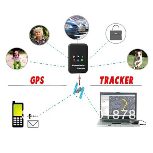 Mini Gps Rastreador Veicular Pessoal Portatil Via Satelite Gt30 Tracker
