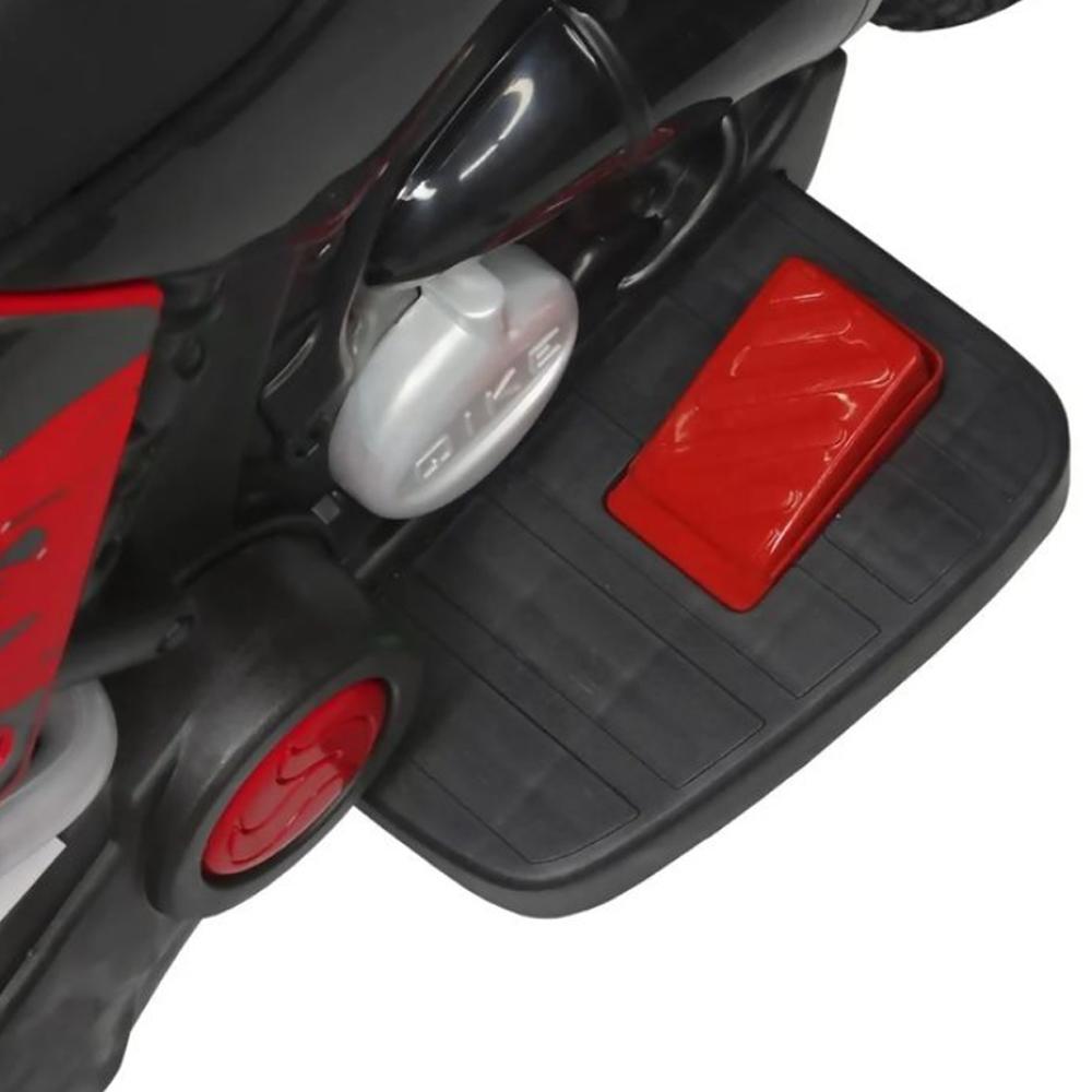 Mini Moto Cross Eletrica Infantil 6v Vermelha BW083VM Importway