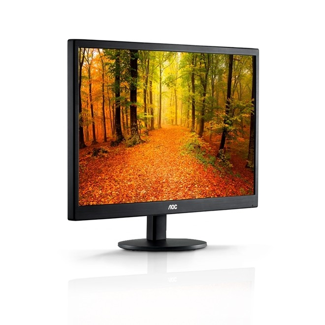Monitor 19,5 Led 1600 X 900 Hdmi/Vga E2070swhn Aoc
