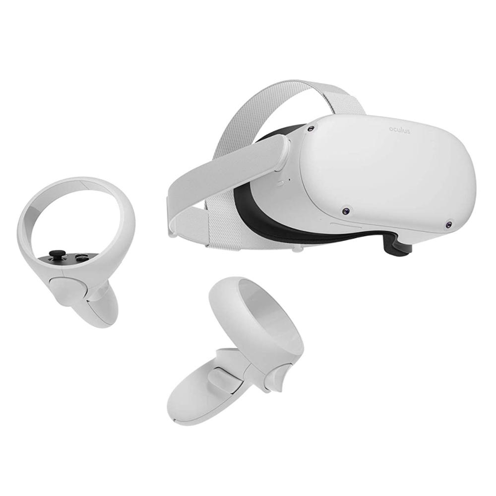 Oculos de Realidade Virtual 256Gb Quest 2 Oculus