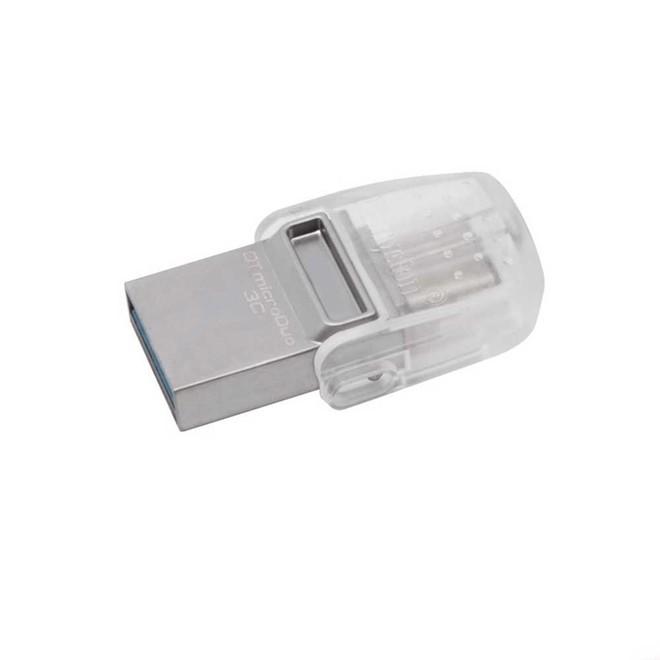 Pen Drive. 128Gb Usb 3.1 MicroDuo Type C/Tipo A DataTraveler DTDUO3C/128GB Kingston
