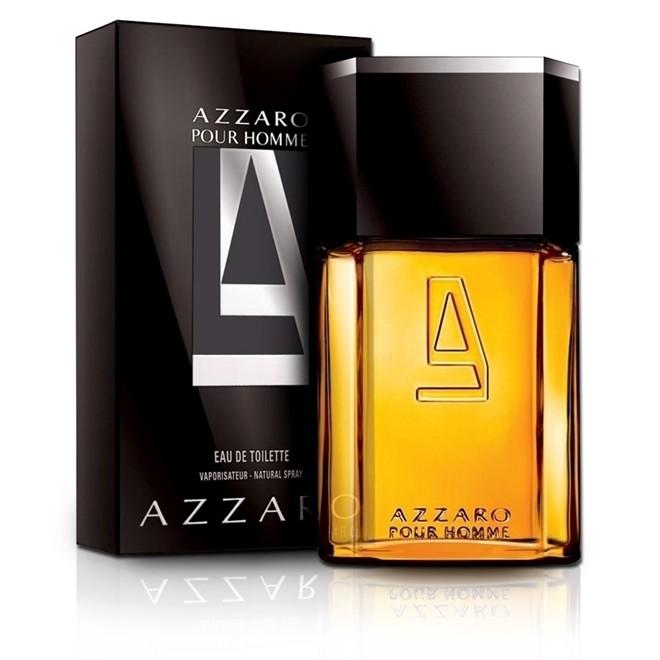 Perfume Azzaro Pour Homme Masculino Eau de Toilette 100ml ** Azzaro