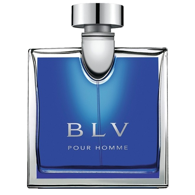 Perfume BLV Pour Masculino 100ml Eau de Toilette BVLGARI