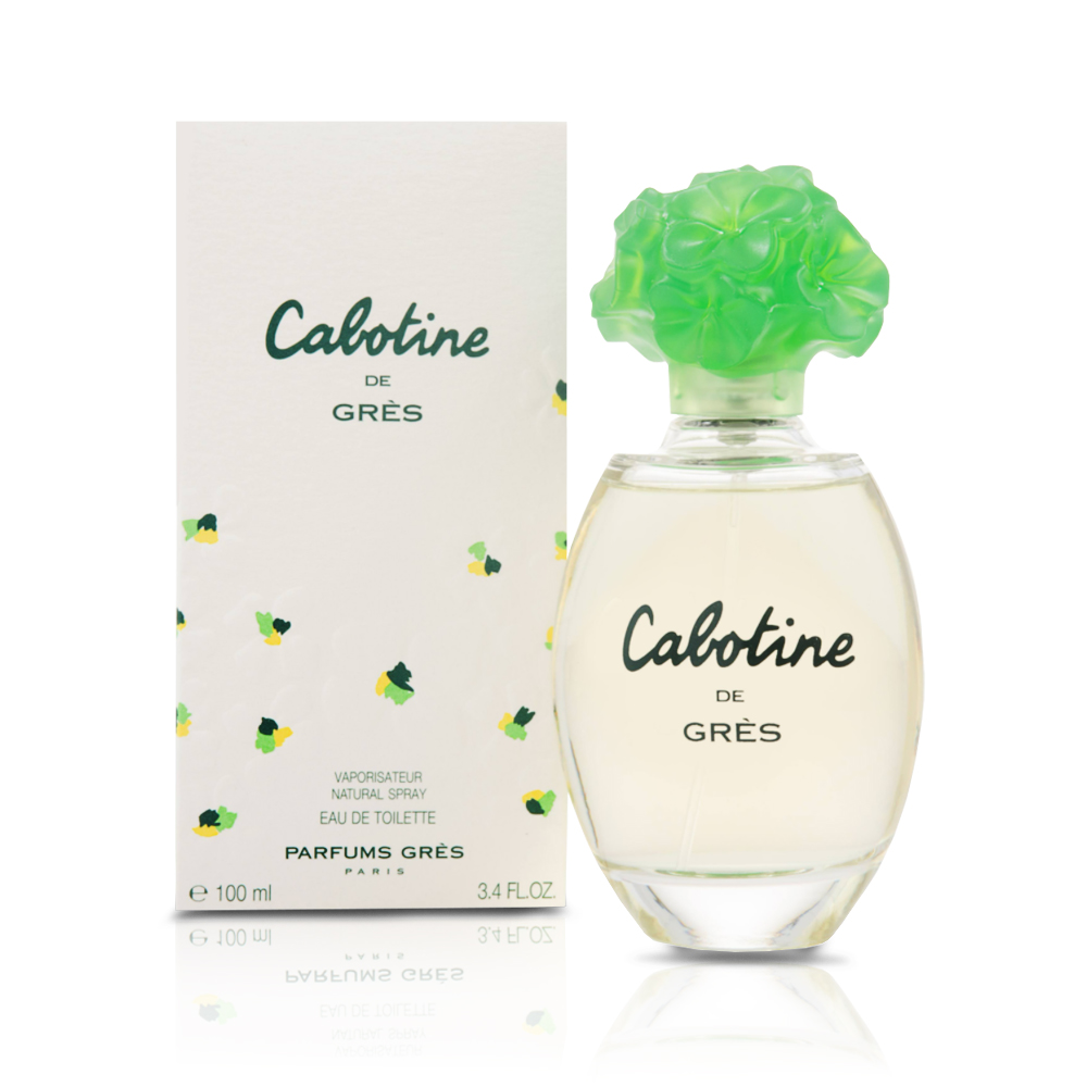 Perfume Cabotine Feminino 100ml Eau de Toilette Gres