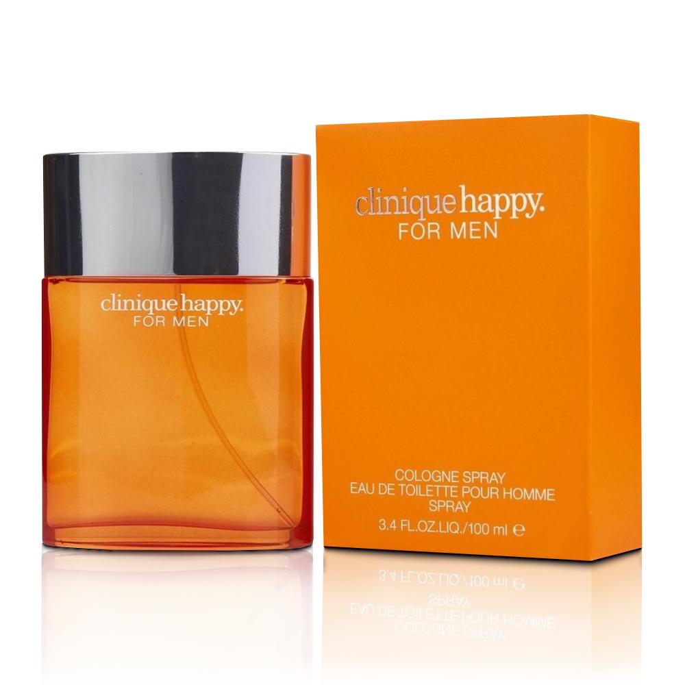 Perfume Clinique Happy Masculino 100ml Eau de Toilette Clinique