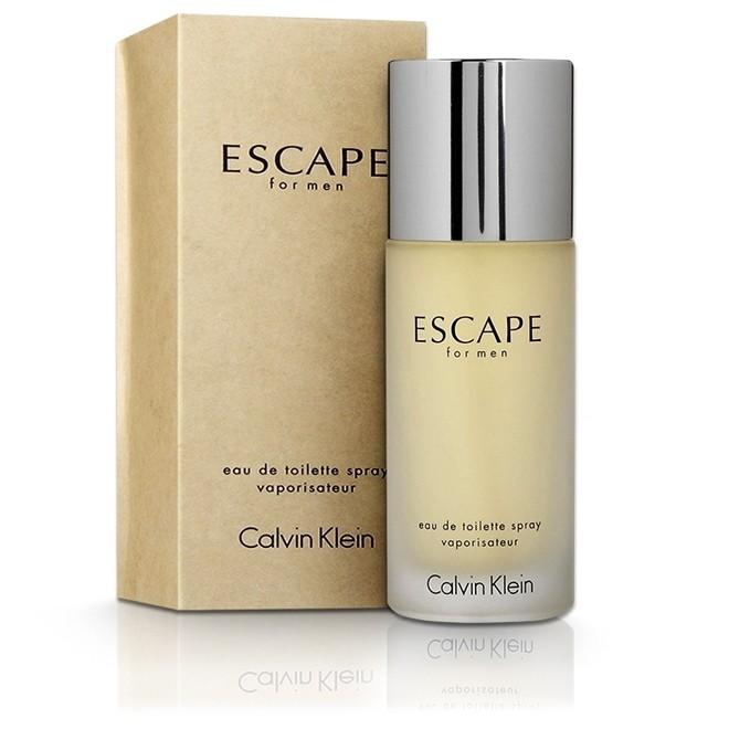 Perfume Escape For Men Masculino 100ml Eau de Toilette Calvin Klein