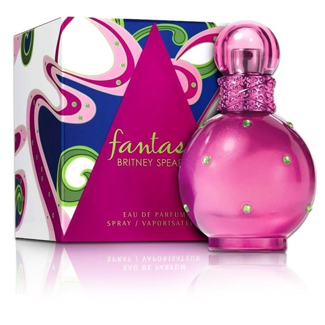 Perfume Fantasy Feminino 100ML Eau de Parfum BRITNEY SPEARS