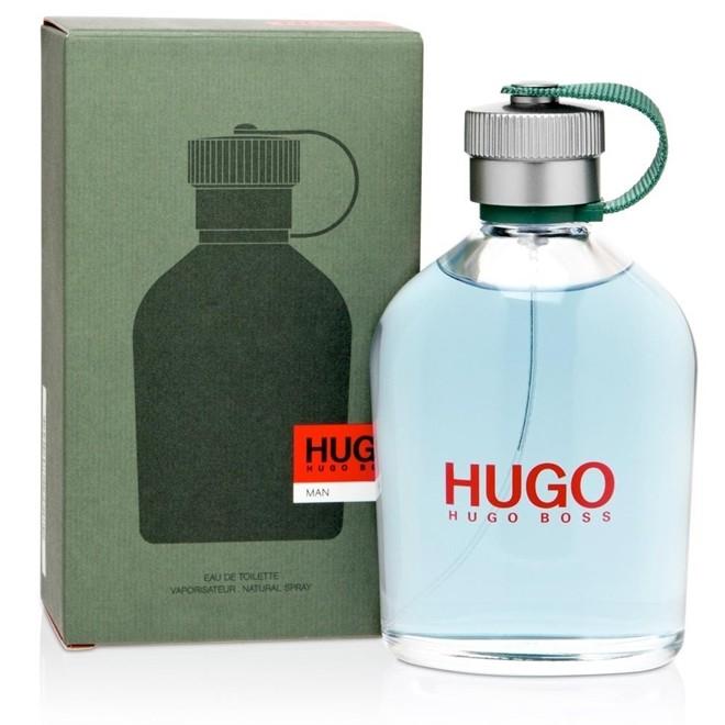 Perfume Hugo Boss Masculino 125ML Eau de Toilette HUGO BOSS