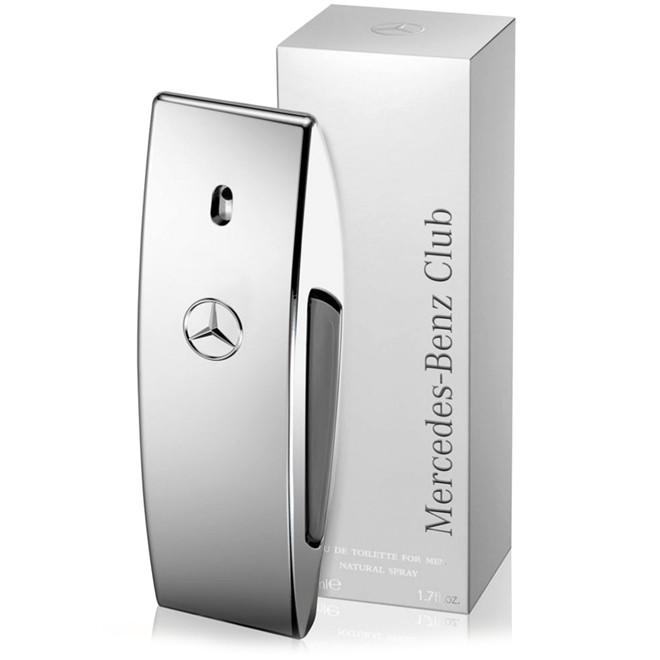Perfume Mercedes Benz Club Masculino 100ml Eau de Toilette Mercedes Benz